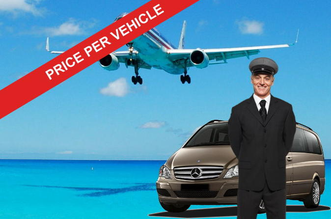 Transfer from Cancun Airport to Cancún - ROUND TRIP