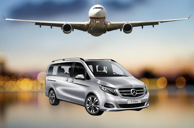 Transfer from Paris Charles de Gaulle Airport to Paris - ROUND TRIP