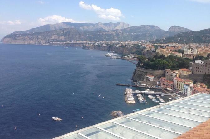 Da Napoli a Ravello o Stazione di Salerno e viceversa