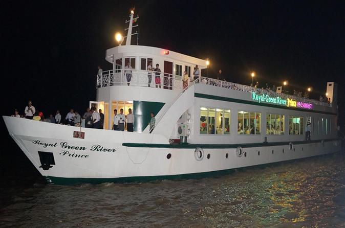 Sunset Cruise on the Yangon River