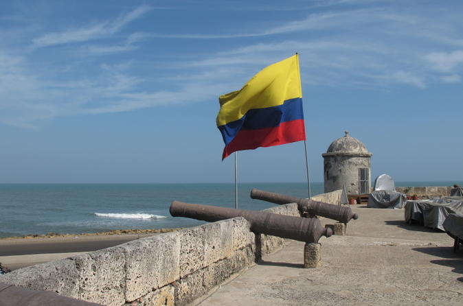 Cartagena Cartagena de Indias Colonial Walls and Bastions Audio Guide Colombia, South America
