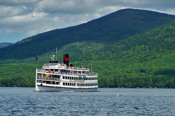 Lake george lunch cruise in new york state 202799