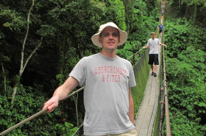 Running and Hiking Tour to Manuel Antonio
