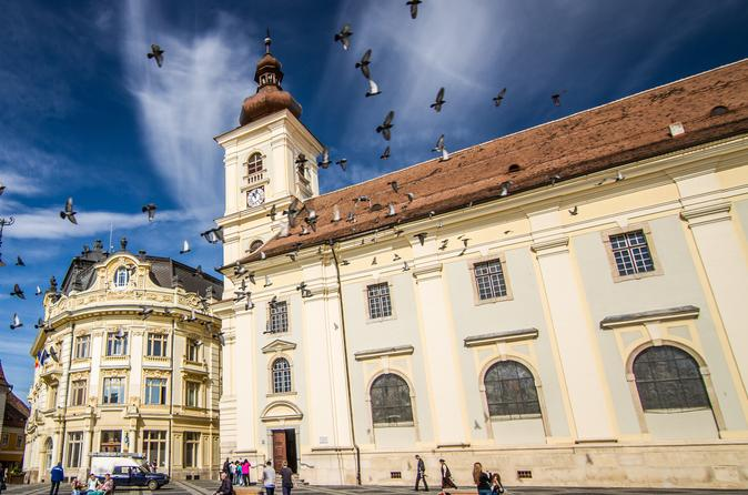 Sightseeing tour of sibiu in sibiu 331940