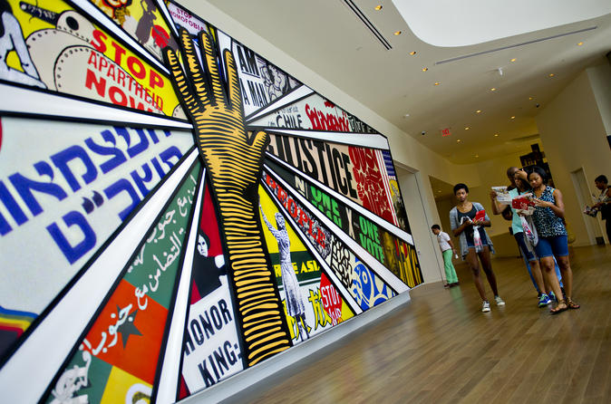 The Center for Civil and Human Rights and Apex Museum Combo Tour