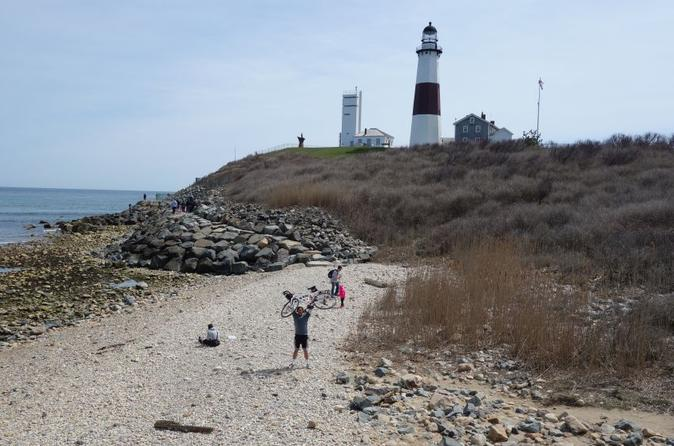 Montauk and shelter island overnight bike tour in east hampton 203519