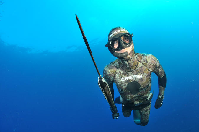 Mornington peninsula spearfishing tour with expert guide in rosebud west 299564