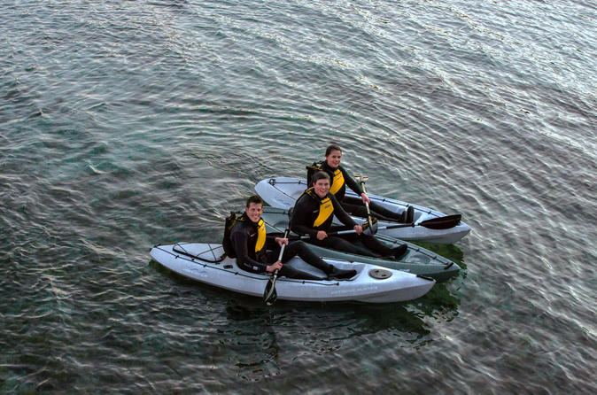 Port phillip bay kayak hire and mornington peninsula hot springs in rosebud west 261953