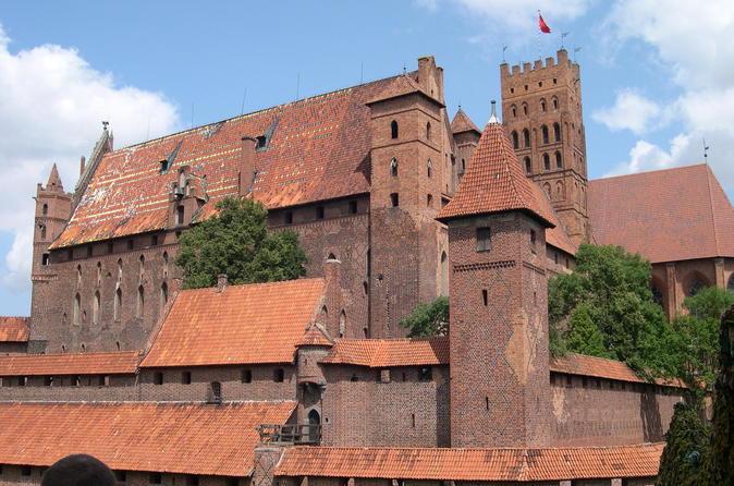 Malbork castle private tour from gdansk in gda sk 210183
