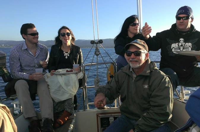 Monterey bay sunset dinner sail in monterey 202803