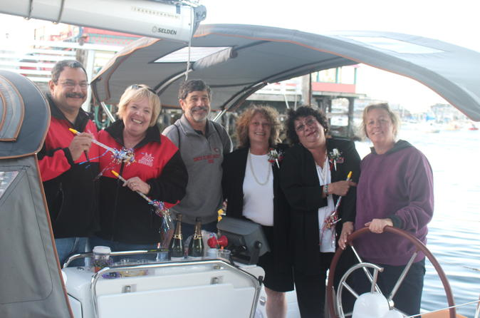 Private sailing cruise on monterey bay in monterey 230889