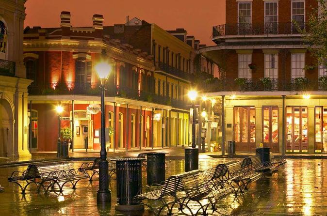 French Quarter Haunted Excursion In New Orleans