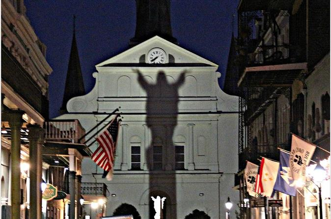 New Orleans History and Hauntings Tour