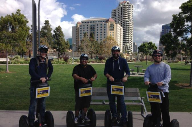 Embarcadero and Waterfront Segway Tour