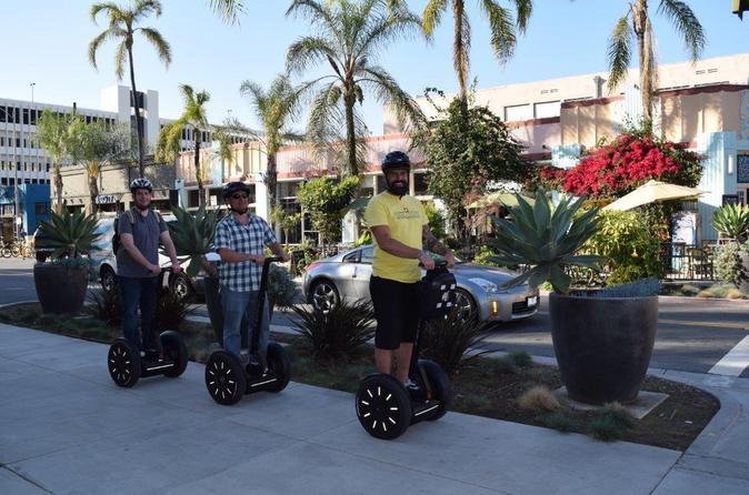 Long Beach Downtown And Aquatic Park Segway Tour