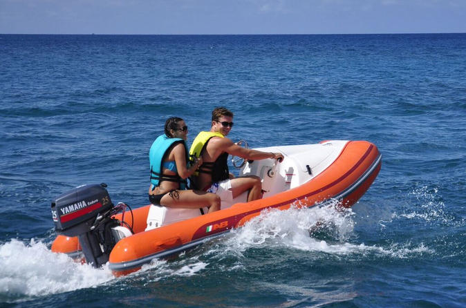 basseterre st kitts shore excursion mini speedboat snorkel