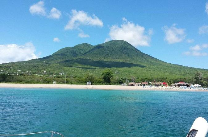 Beterre St Kitts S Excursion Nevis Beach Getaway In Saint And South America
