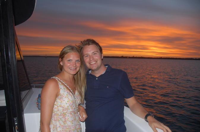 Hervey Bay Sunset Dinner Cruise