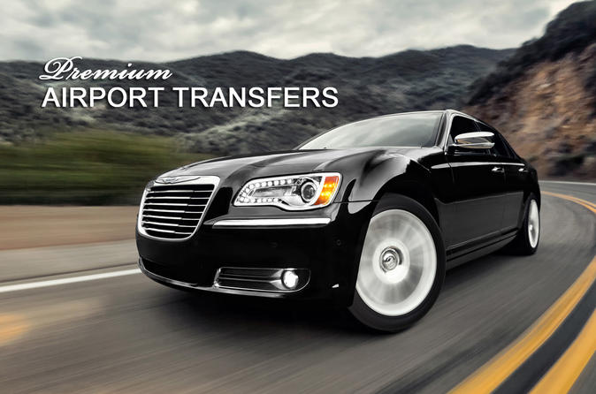 Sydney Airport Premium Departure Transfer