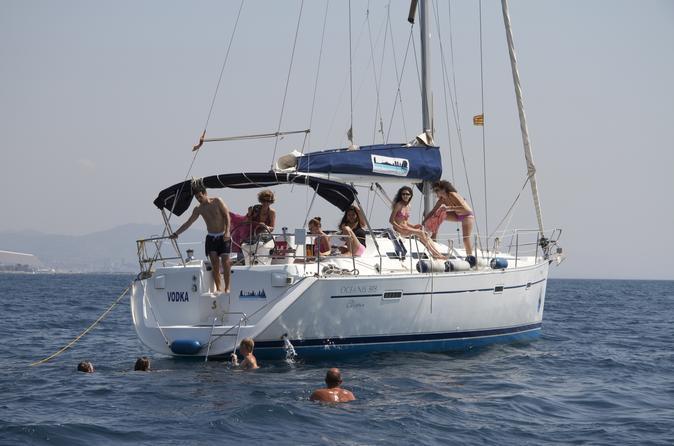 Barcelona Private Sailing Trip