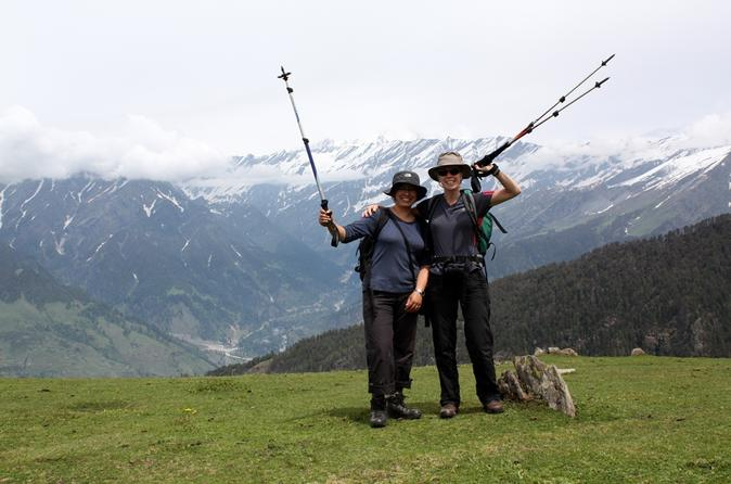 Day Hike to Pandu Ropa in Manali
