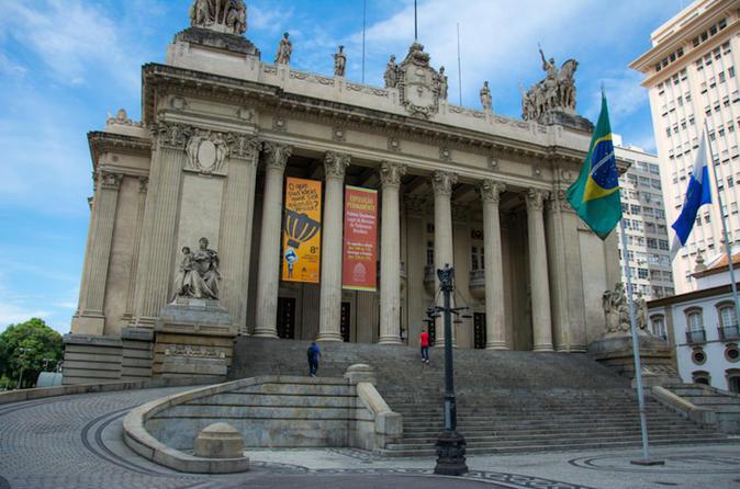 Private Tour: Rio de Janeiro Historical Center Photography Tour
