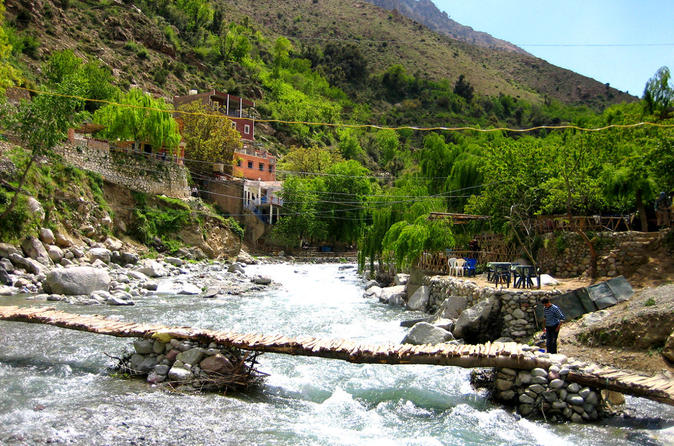 Private Day Trip to Ourika Valley with Short Hike and Berber Experience from Marrakech