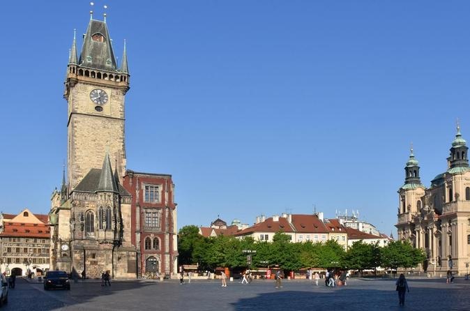Prague City Walking Tour: Includes Admission to the Astronomical Clock Tower