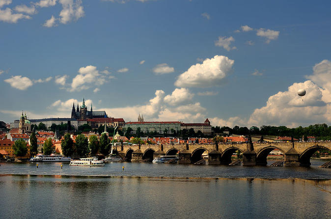 Skip-the-line: Prague Castle Admission Ticket