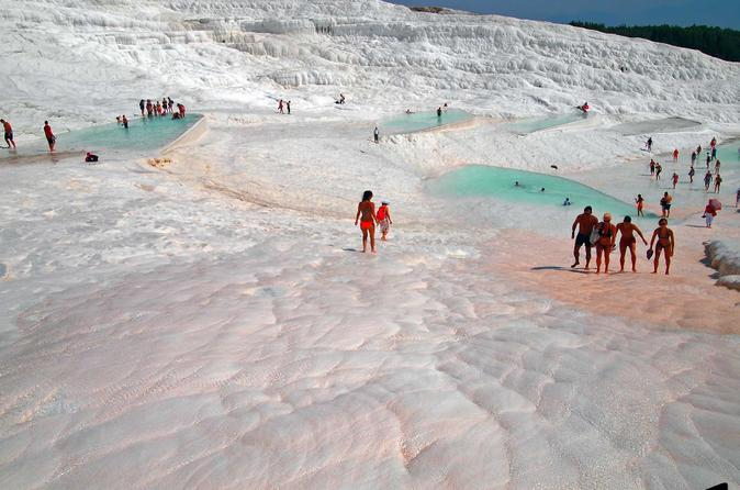 2-Day Pamukkale and Hierapolis Tour from Antalya