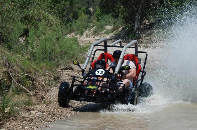 2-hour Buggy Safari Experience in Marmaris