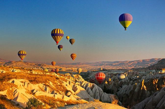 3-Day Cappadocia Tour from Antalya