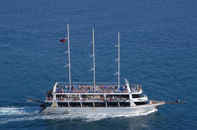 Alanya all inclusive luxury yacht tour in alanya 223568