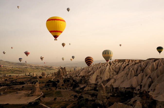 Cappadocia 3 day tour from side in side 196452