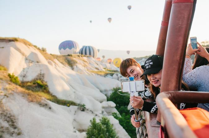Cappadocia Tour With Sunrise Hot Air Balloon Ride - Goreme
