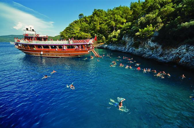 Day Cruise in the Gulf of Gokova from Marmaris