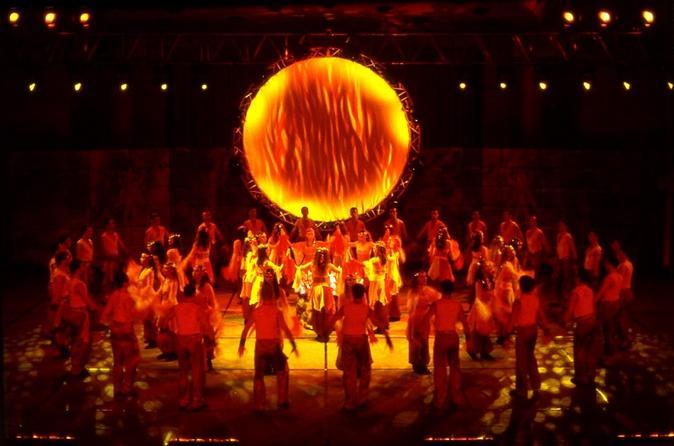 Fire of anatolia at gloria aspendos arena from belek in belek belediyesi 210871
