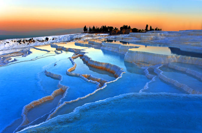 Pamukkale and hierapolis 2 day tour from side in side 208454
