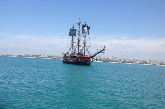 Pirate Boat Trip With Transfer From Belek - Belek Belediyesi
