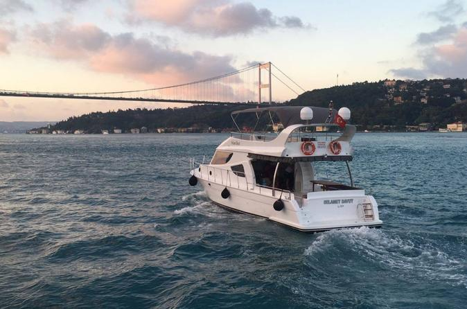 Private Bosphorus Yacht Cruise