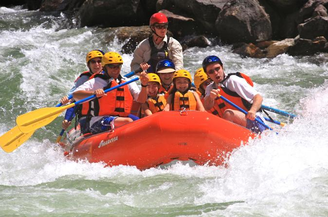 Rafting and canyoning adventure 2 in 1 in belek belediyesi 217964
