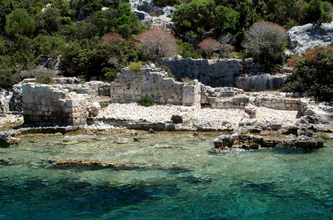 Sunken city kekova demre and myra day tour from alanya in alanya 214785