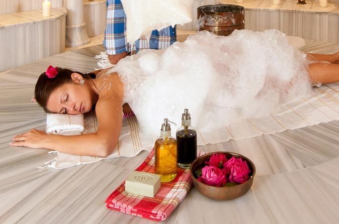 Turkish bath experience with massage in belek belediyesi 353639