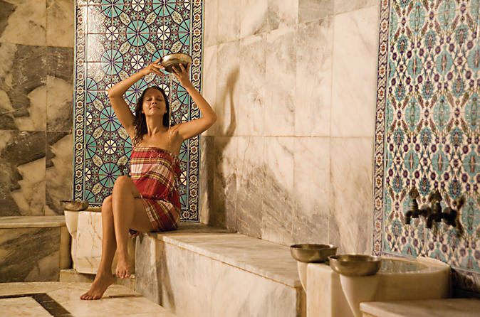 Turkish bath hamam experience in kemer in kemer 196422