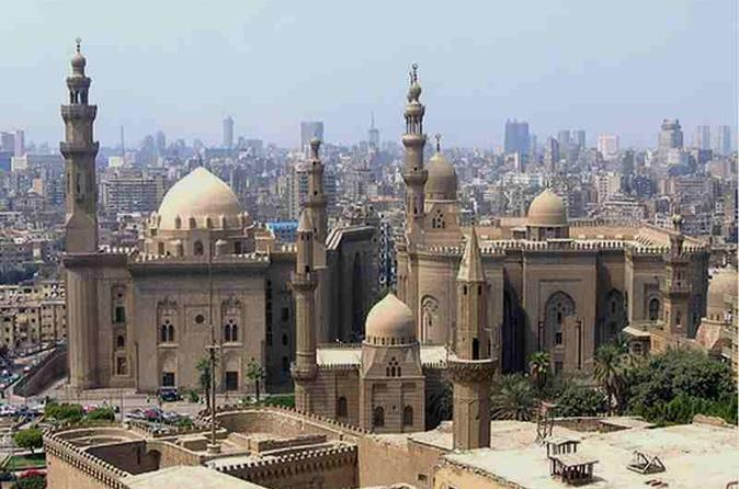 Descubra o Cairo, Excursão Islâmica Copta, Igrejas Cristãs e Fortaleza da Babilônia