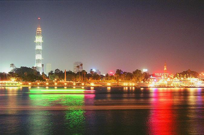 Discover Cairo: Cairo By Night Starts With A Felucca Ride