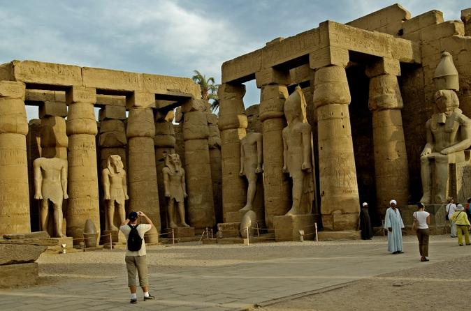 Discover Luxor: Half Day Tour Karnack And Luxor Temples