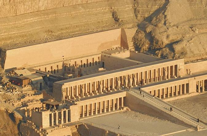 discover luxor half day tour to valley of the kings temple of queen