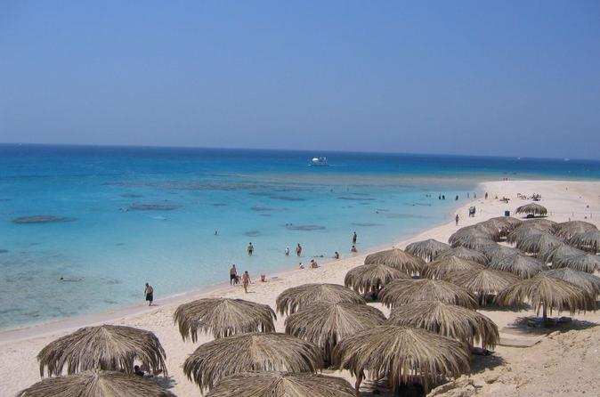 Giftun Island Mahmya Beach and Snorkeling Day Trip from Hurghada