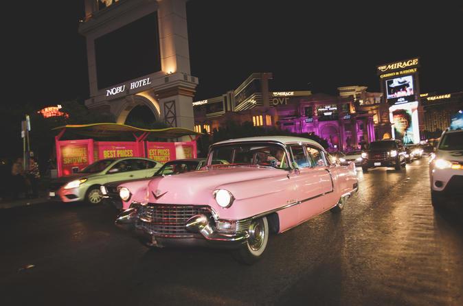 The Pink Cadillac Tour of Las Vegas